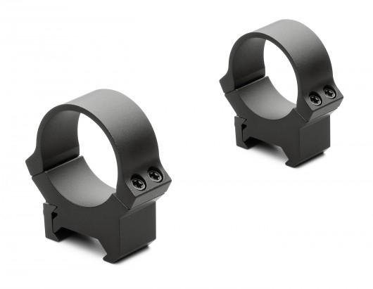 Кольца небыстросъемные Leupold PRW 30мм. на Weaver/Picatinny, низкие, матовые, металл, 158гр.
