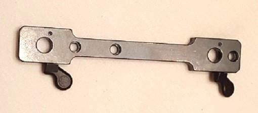 Основание (единое) для быстросъемного кронштейна Leupold на Remington 7400