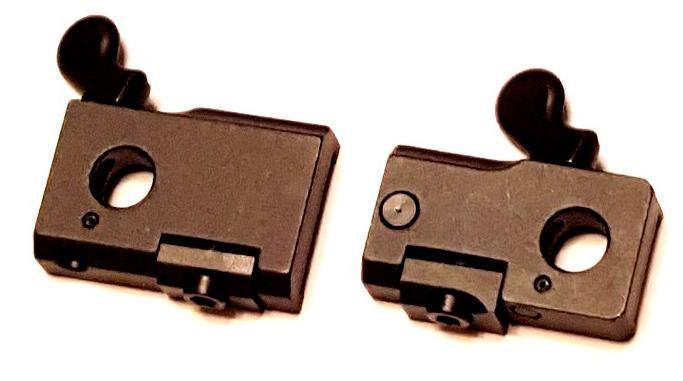 Основание (из 2-х частей) для быстросъемного кронштейна Leupold на Sako