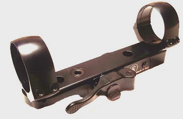 Быстросъемный кронштейн СА O 30 mm на основания СА (длина базы 115, расст. между кольцами 100)